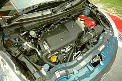 2013 Suzuki Swift Dzire Engine