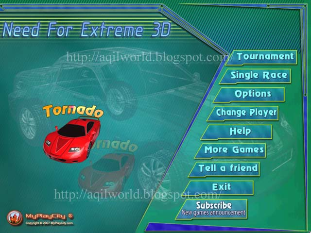 Free Download need-for-extreme-3d