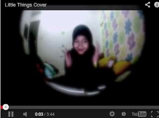 Adiba Khanja Putri Almarhun Uje(Youtube)