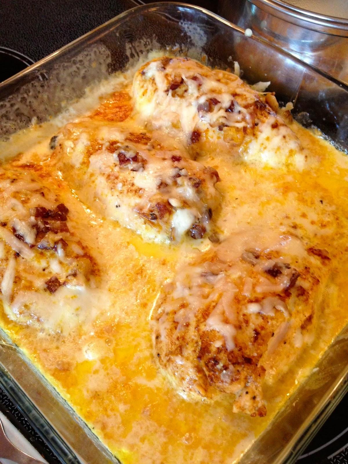 kyllingfilet i ovn