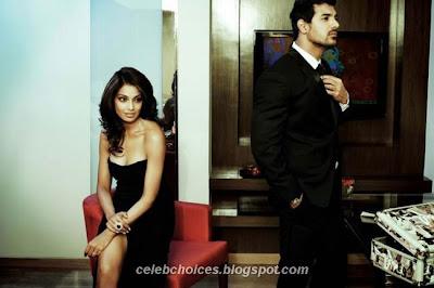 John Abraham & Bipasha Basu FilmFare Scans 7