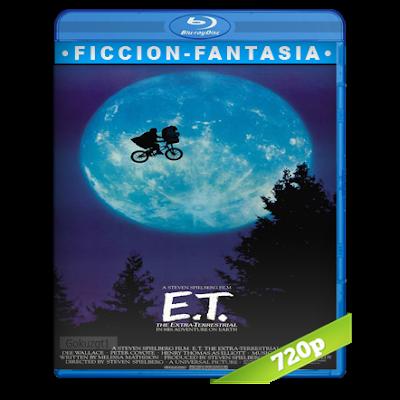 E.T. El Extraterrestre (1982) BRRip 720p Audio Trial Latino-Castellano-Ingles 5.1