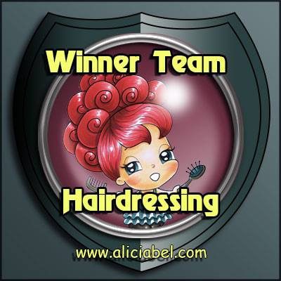 Winner Team Member at AliciaBel.com