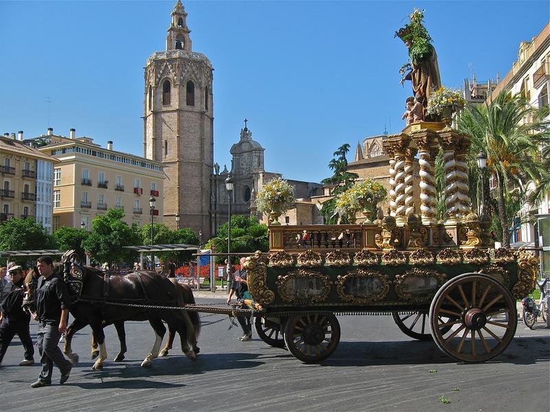 del Corpus Christi, Valencia