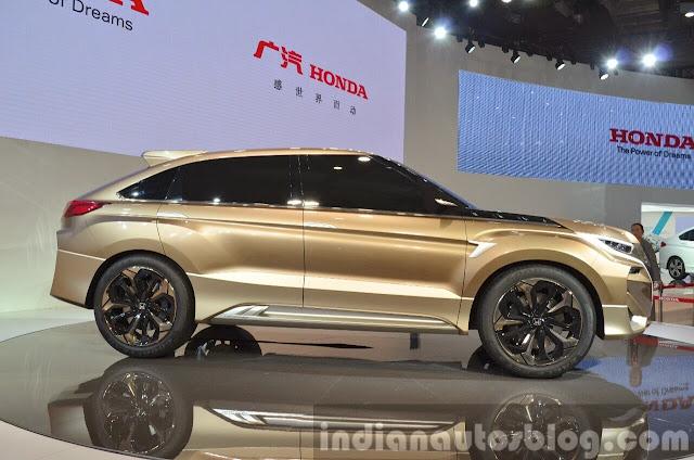 2015 Honda D Concept