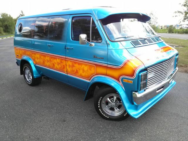 les vans US Van1
