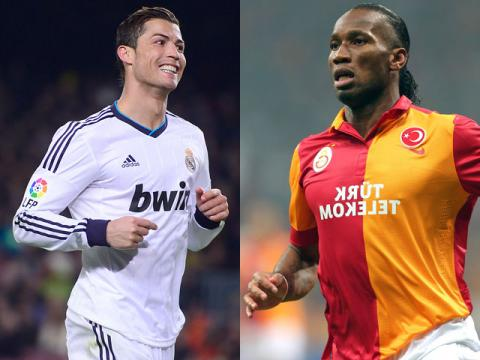 Galatasaray vs Real Madrid vivo