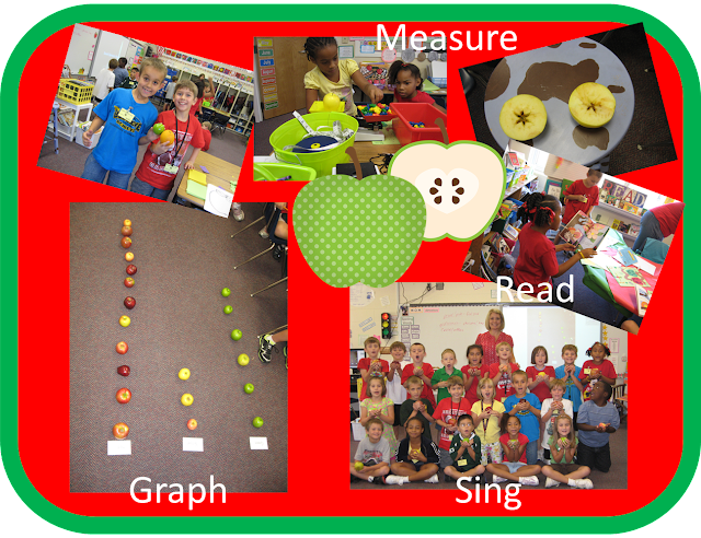 Fall Apple Learning Centers