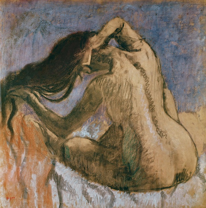 Edgar Degas. Неизвестые картины