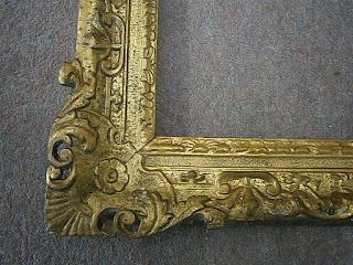 antique carved frame sale