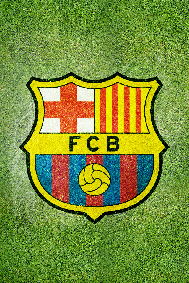 Fc Barcelona Hd Logo Iphone Wallpaper Background And Theme picture wallpaper image