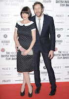 Dawn O'Porter and Chris O'Dowd