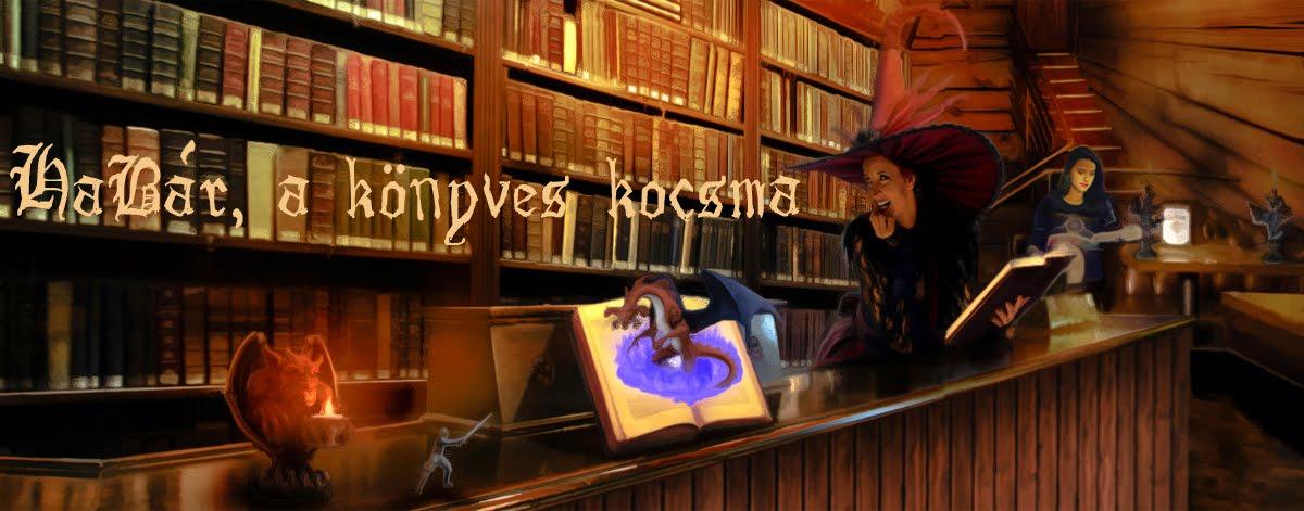 HaBár, a könyves kocsma
