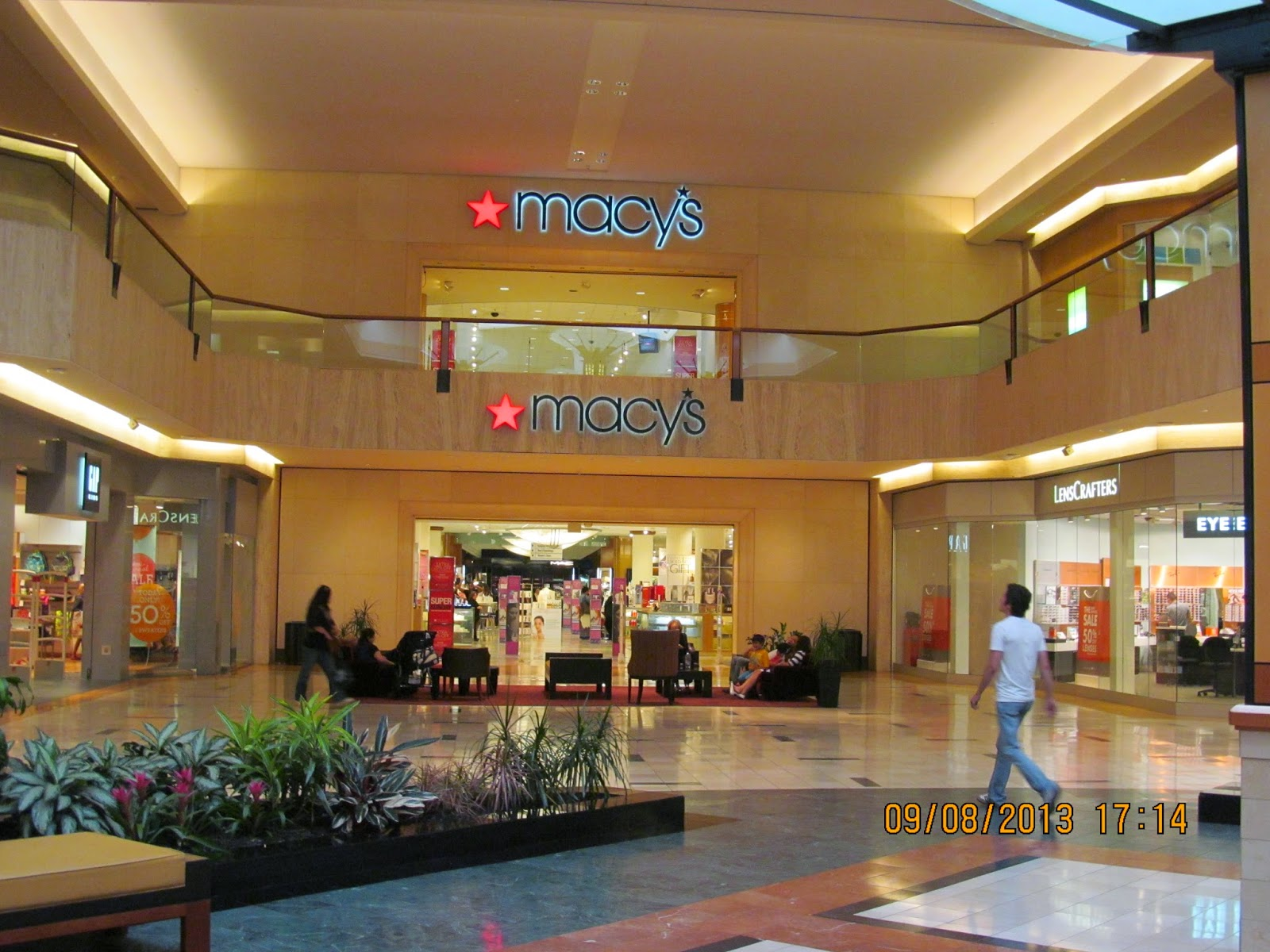 Trip To The Mall Northbrook Court Northbrook Il