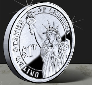 Obama Administration will not mint the $1 trillion platinum coin