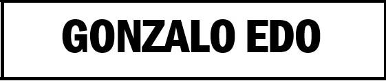 Gonzalo Edo