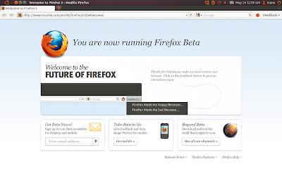 How to Install Firefox 5 Beta in Ubuntu