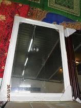CERMIN  UKIRAN  2. X 4 KAKI RM 130