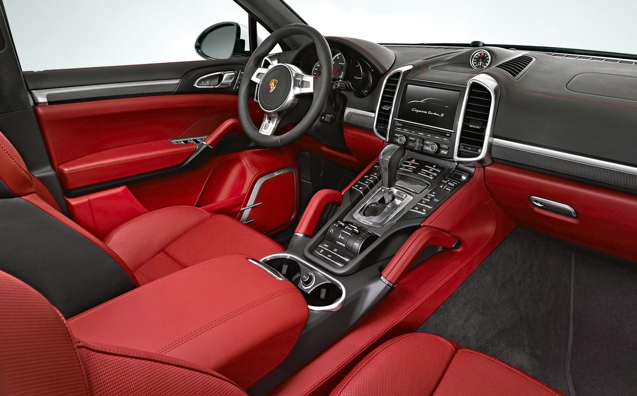 Macan turbo s porsche macan forum - Porsche macan white with red interior ...