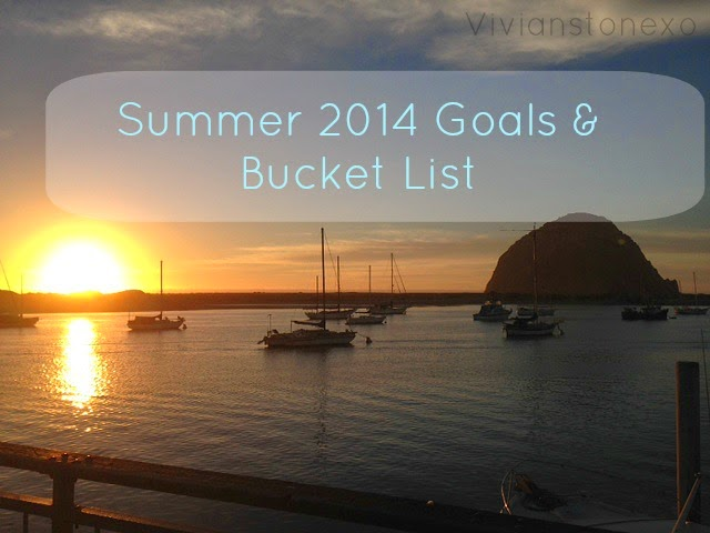 blogger summer bucket list