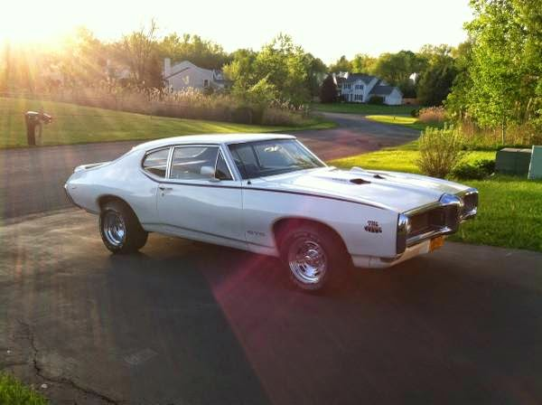 Original Muscle Car 1968 Pontiac Tempest  Buy American Muscle Car