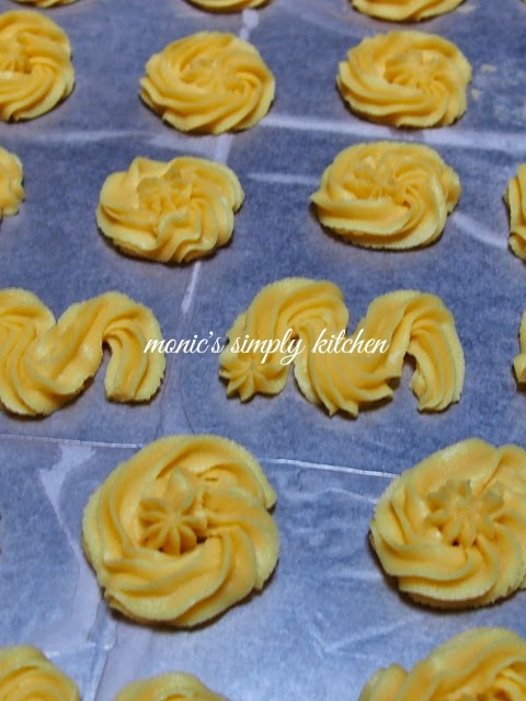 resep viennese biscuits