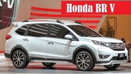 2017 Honda BR-V Price UK