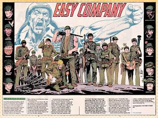 Comañia Easy (ficha dc comics)