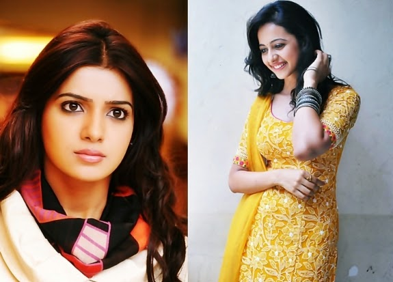 Samantha Angry on Charan Director