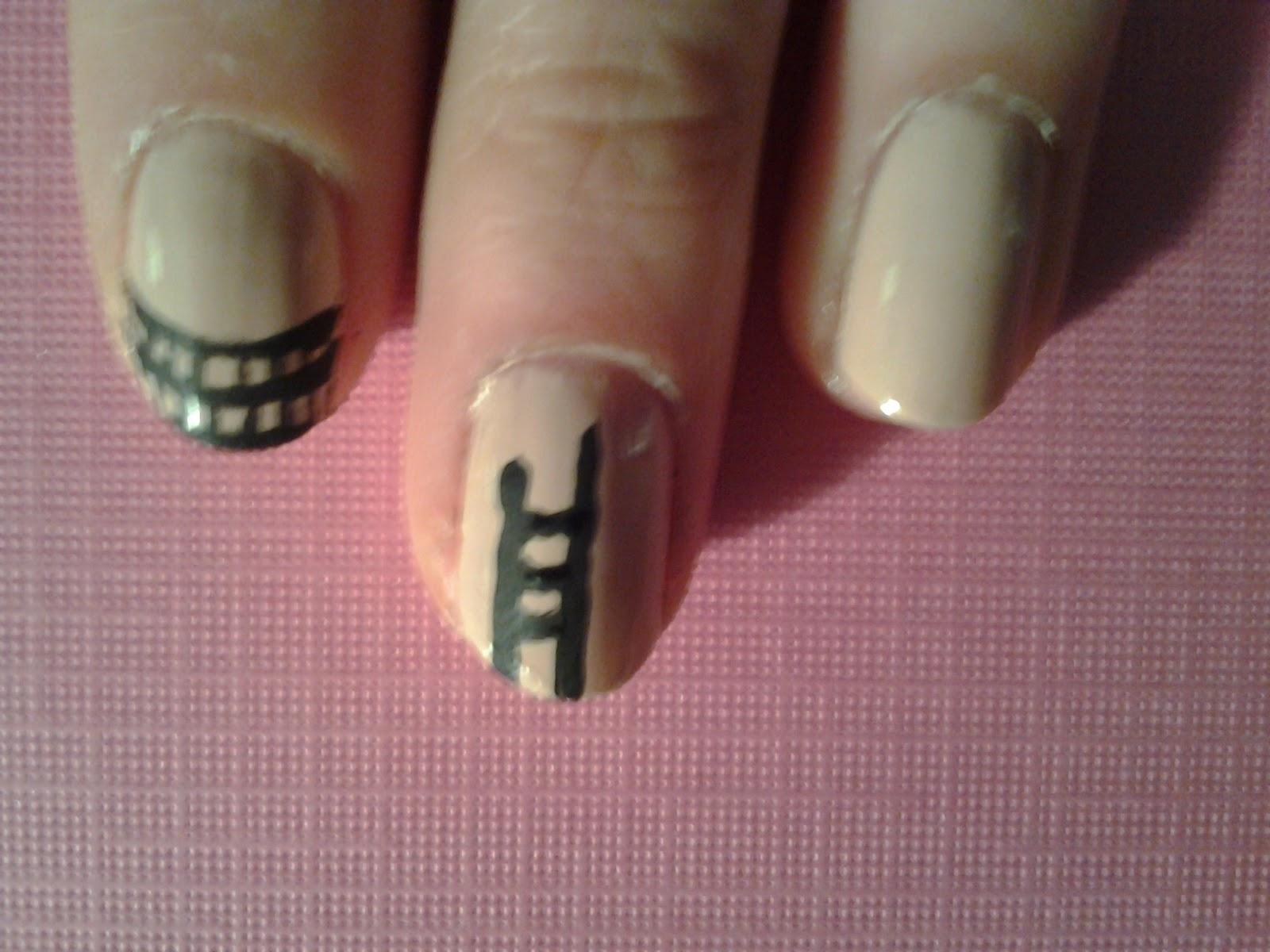 NAILHOLICS UNITE!: A-Bridged Nails Tutorial