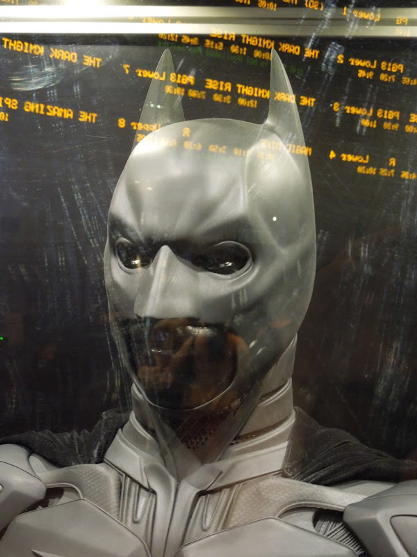 Dark Knight Rises Batman cowl