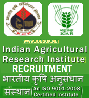 jOBS IN Indian Agricultural Research Institute Recruitment government jobs