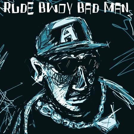 rudebwoy-badman-sleeve-ambientland-andrew-cieciala