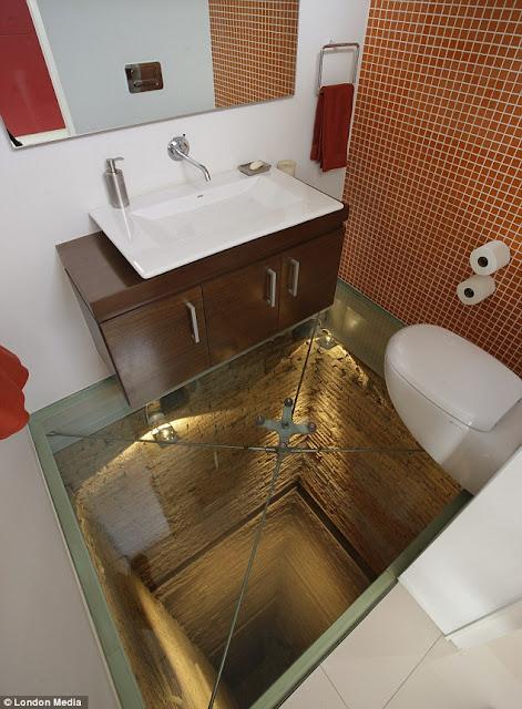 Самая страшная и пугающая ванная комната в мире