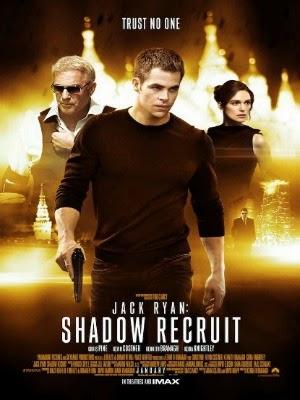 Phim Phiêu Lưu - Hành Động Đặc Vụ Bóng Đêm - Jack Ryan: Shadow Recruit - 2014