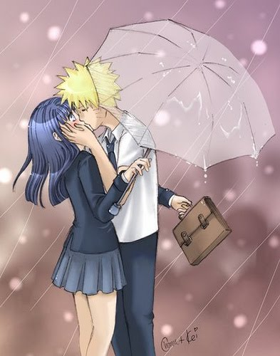 kissing in the rain wallpaper. couple-rain-kissing-wallpaper