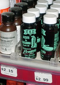 Snake oil! By tellumo via Flickr