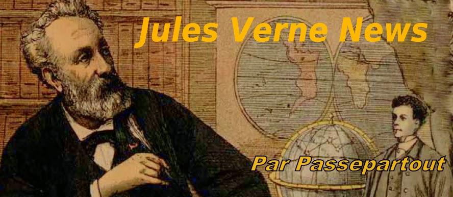 Jules Verne News