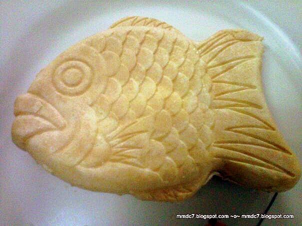Mmdc7 online ice cream fish for Fish ice cream