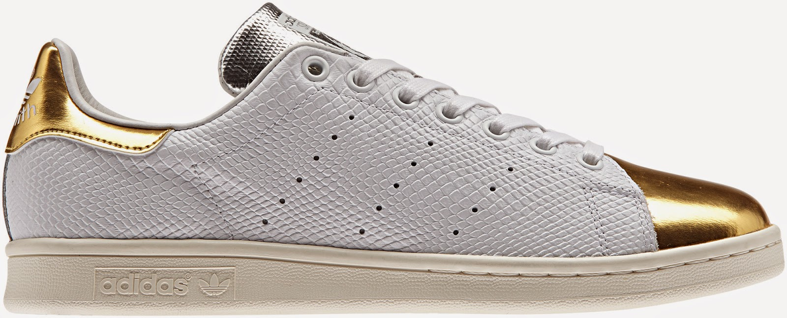 new product 8f356 ceea5 WOMEN S HONEYCOMB GLOSS PACK. Adidas Originals presents a subtle twist on  the original Stan Smith ...