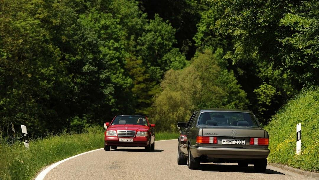 Mercedes Benz Car HD Wallpaper 4