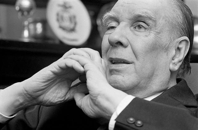 Borges todo el a o jorge luis borges el centauro for Borges el jardin
