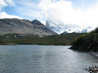 laguna capri mount fitz roy parque nacional