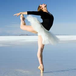 Modelos de Fantasias de Bailarinas para Festas