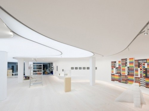 Dise o interior de un apartamento minimalista y blanco - Diseno interior minimalista ...