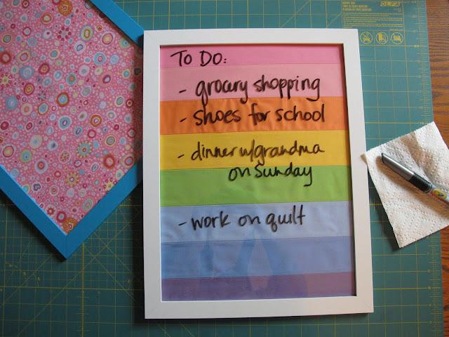 handmade back to school gift for student