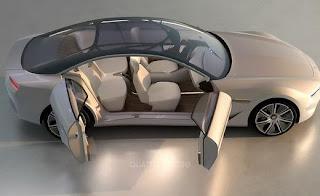 pininfarina cambiano concept interior design