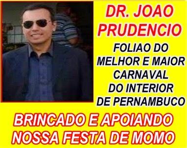 DR JOAO PRUDENCIO