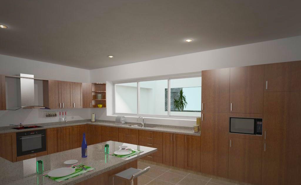 Alexandra proa o 3d arquitectura v cocinas - Smartbox cocinas del mundo ...