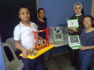 Proyecto de Robótica y OLPC